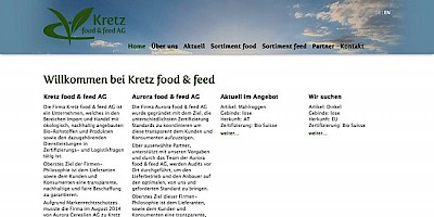 Kretz food & feed AG